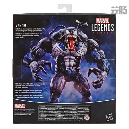 孩之宝推出独立发售款Marvel Legends怪兽毒液 Marvel Legends 蜘蛛侠 毒液 漫威 孩之宝 模玩  第4张