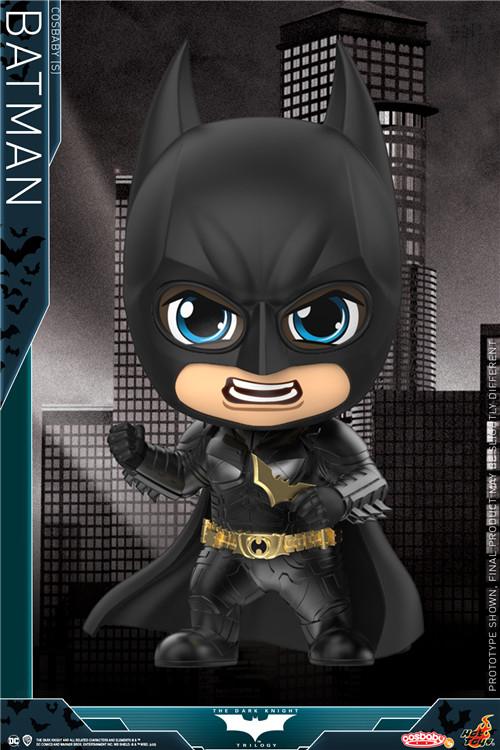 Hot Toys 重启《蝙蝠侠:黑暗骑士》蝙蝠侠和小丑 COSBABY (S) 人偶 模玩 第3张