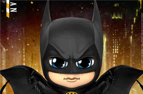 HotToys《蝙蝠侠归来》蝙蝠侠、猫女和企鹅人COSBABY人偶登场
