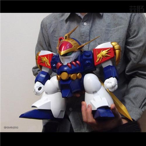 万代推出30厘米高《龙神斗士》龙神丸 售价高达41800日元 模玩 第1张