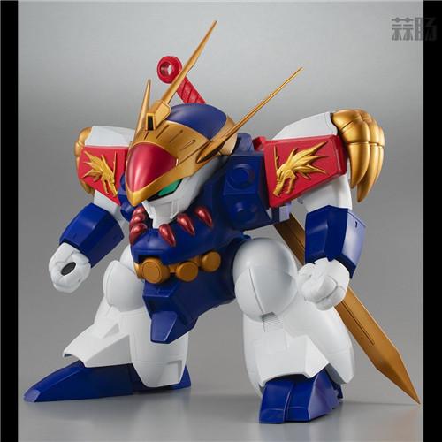 万代推出30厘米高《龙神斗士》龙神丸 售价高达41800日元 模玩 第2张