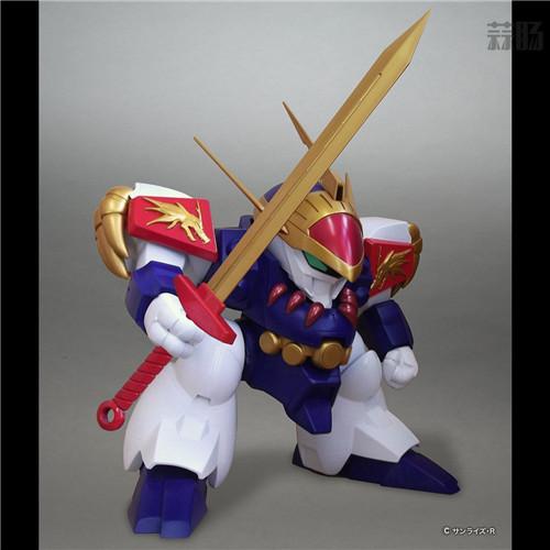 万代推出30厘米高《龙神斗士》龙神丸 售价高达41800日元 模玩 第6张