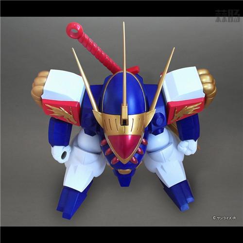 万代推出30厘米高《龙神斗士》龙神丸 售价高达41800日元 模玩 第5张
