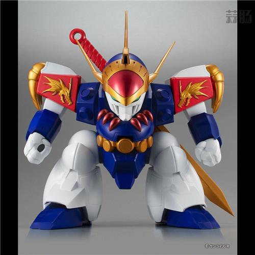万代推出30厘米高《龙神斗士》龙神丸 售价高达41800日元 模玩 第4张
