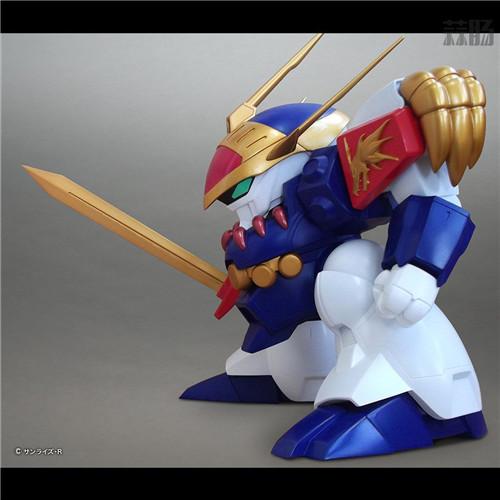 万代推出30厘米高《龙神斗士》龙神丸 售价高达41800日元 模玩 第7张