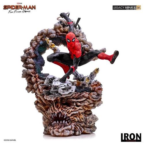 巴西大厂Iron Studios公开《蜘蛛侠:英雄远征》蜘蛛侠1:4雕像 模玩 第2张