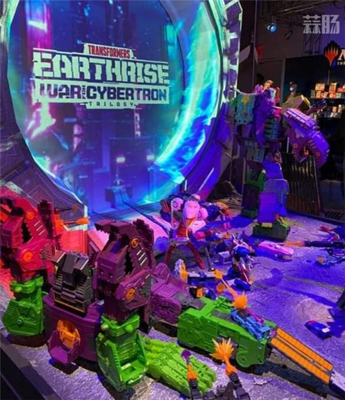 ToyFair2020:变形金刚Earthrise撒克巨人与tudio Series大力神实体图放出 变形金刚 第2张