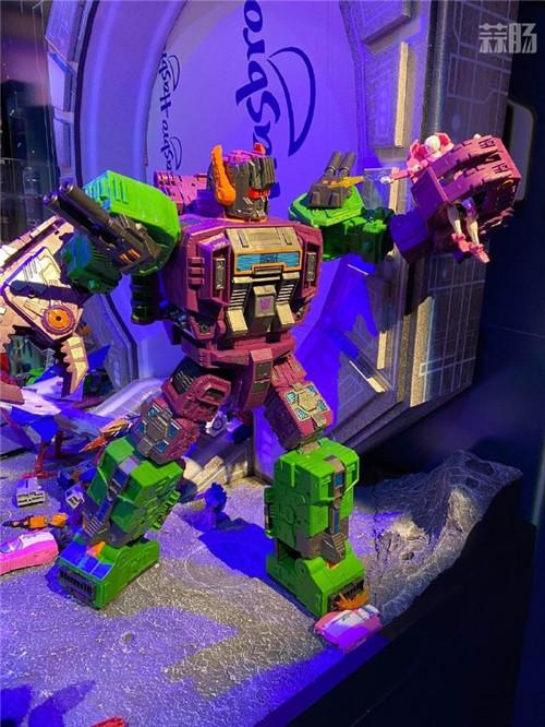 ToyFair2020:变形金刚Earthrise撒克巨人与tudio Series大力神实体图放出 变形金刚 第1张