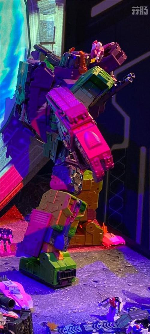 ToyFair2020:变形金刚Earthrise撒克巨人与tudio Series大力神实体图放出 变形金刚 第4张