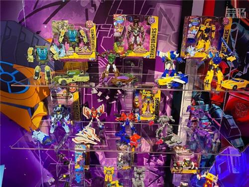 ToyFair2020:变形金刚Earthrise撒克巨人与tudio Series大力神实体图放出 变形金刚 第6张