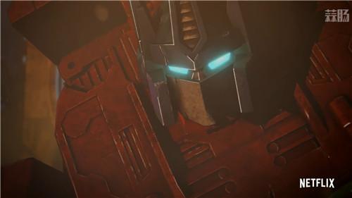 网飞推出《变形金刚:赛博坦之战 围城》动画剧集 预计6月上线 变形金刚 第3张