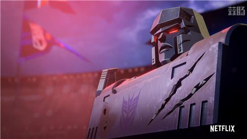 网飞推出《变形金刚:赛博坦之战 围城》动画剧集 预计6月上线