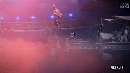 网飞推出《变形金刚:赛博坦之战 围城》动画剧集 预计6月上线 变形金刚 第4张