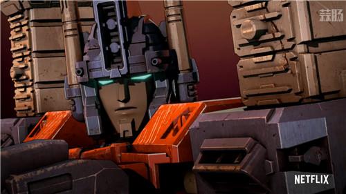 网飞推出《变形金刚:赛博坦之战 围城》动画剧集 预计6月上线 变形金刚 第6张