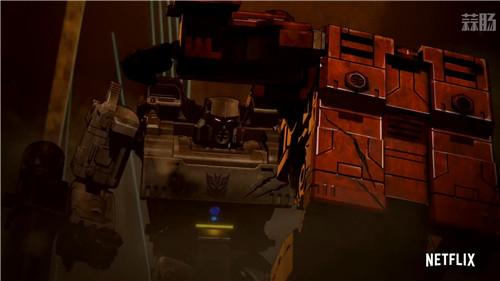 网飞推出《变形金刚:赛博坦之战 围城》动画剧集 预计6月上线 变形金刚 第5张