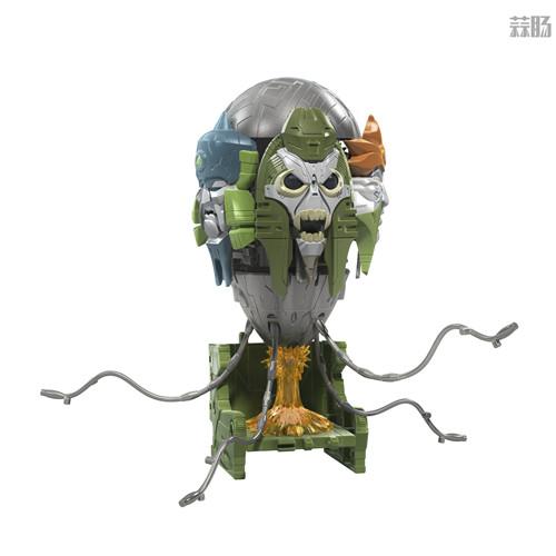 孩之宝公开变形金刚Earthrise幻影 五面怪 鳄鱼精 狂龙官方渲染图 变形金刚 第8张