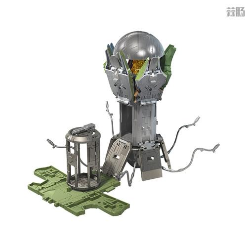 孩之宝公开变形金刚Earthrise幻影 五面怪 鳄鱼精 狂龙官方渲染图 变形金刚 第9张