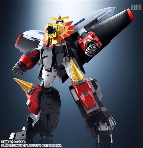 万代宣布再版超合金魂GX-68勇者王GAOGAIGAR 模玩 第1张
