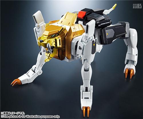 万代宣布再版超合金魂GX-68勇者王GAOGAIGAR 模玩 第4张