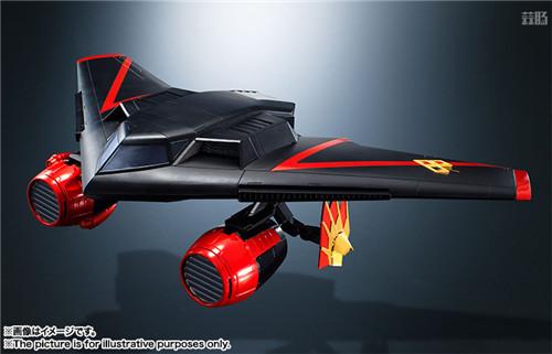 万代宣布再版超合金魂GX-68勇者王GAOGAIGAR 模玩 第6张