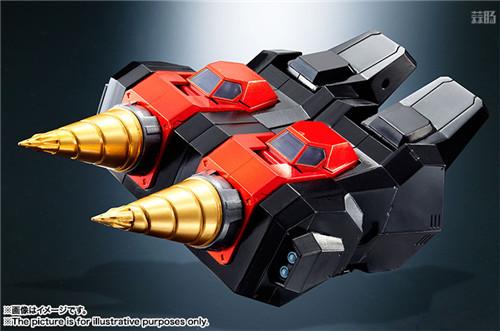 万代宣布再版超合金魂GX-68勇者王GAOGAIGAR 模玩 第7张