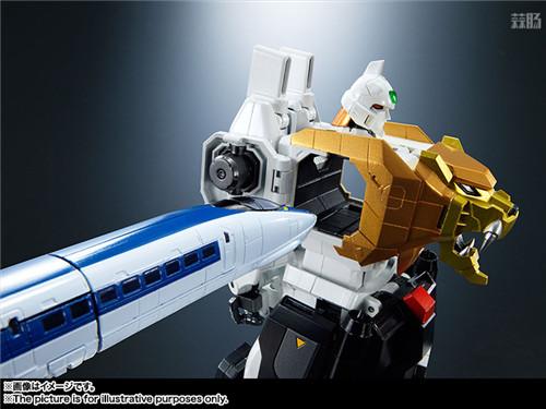 万代宣布再版超合金魂GX 68勇者王GAOGAIGAR 勇者王GAOGAIGAR GX 68 超合金魂 模玩  第11张