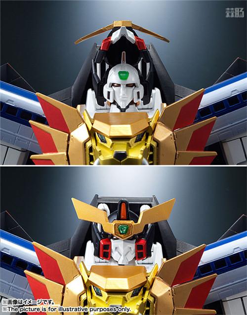 万代宣布再版超合金魂GX-68勇者王GAOGAIGAR 模玩 第10张