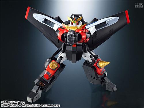 万代宣布再版超合金魂GX-68勇者王GAOGAIGAR 模玩 第12张
