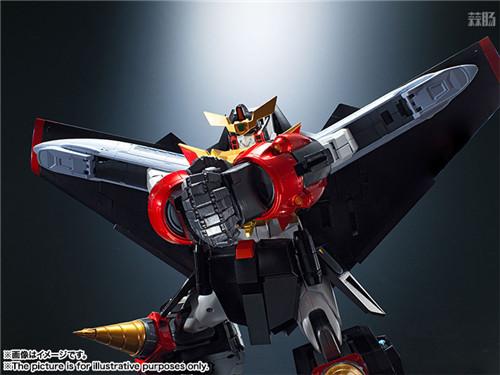 万代宣布再版超合金魂GX 68勇者王GAOGAIGAR 勇者王GAOGAIGAR GX 68 超合金魂 模玩  第13张