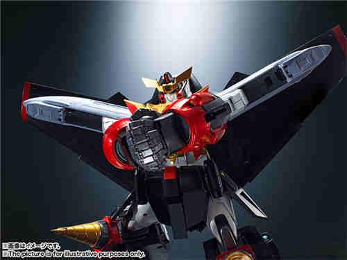 万代宣布再版超合金魂GX-68勇者王GAOGAIGAR