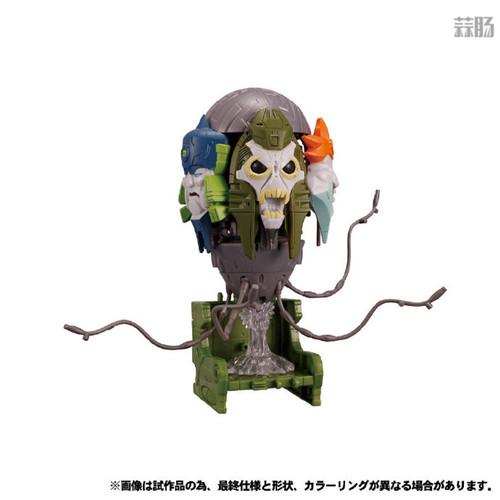 Takara Tomy公开日版Earthrise五面怪官图 鳄鱼精颜色不同 变形金刚 第1张