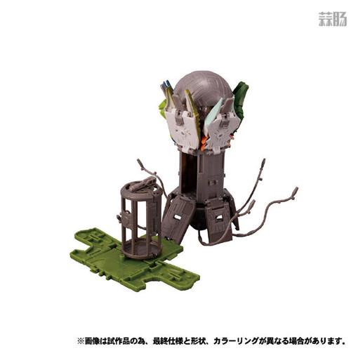 Takara Tomy公开日版Earthrise五面怪官图 鳄鱼精颜色不同 变形金刚 第5张