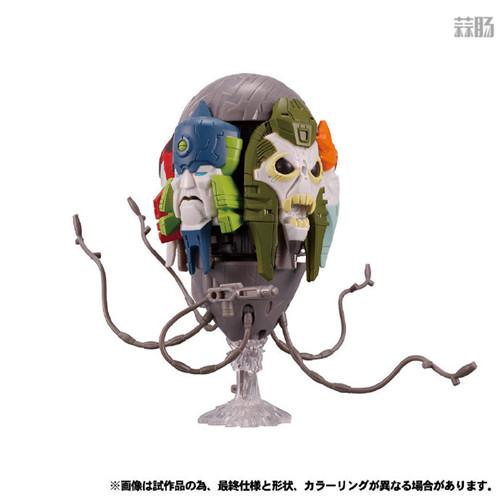 Takara Tomy公开日版Earthrise五面怪官图 鳄鱼精颜色不同 变形金刚 第6张