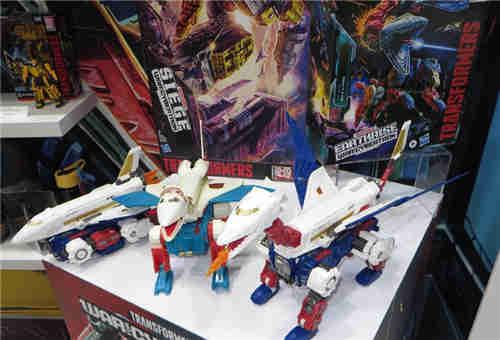 澳洲Toy Fair 2020公开地球崛起天猫号实物图