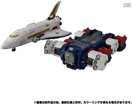 Takara Tomy公开日版变形金刚Earthrise天猫号官图 变形金刚 第5张