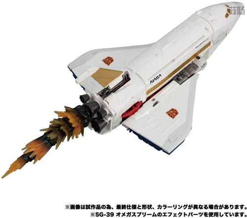 Takara Tomy公开日版变形金刚Earthrise天猫号官图 变形金刚 第7张