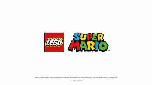 乐高宣布与任天堂合作推出超级马里奥乐高系列
