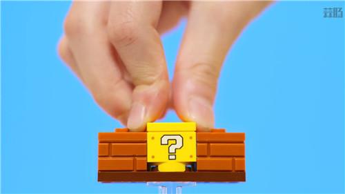 现实版马造 任天堂联合乐高推出马里奥主题乐高 模玩 第2张