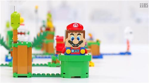现实版马造 任天堂联合乐高推出马里奥主题乐高 模玩 第3张