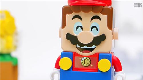 现实版马造 任天堂联合乐高推出马里奥主题乐高 模玩 第7张