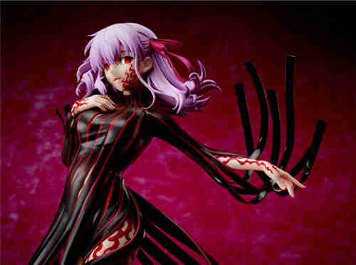ANIPLEX+推出《Fate/Stay Night》HF黑化间桐樱手办