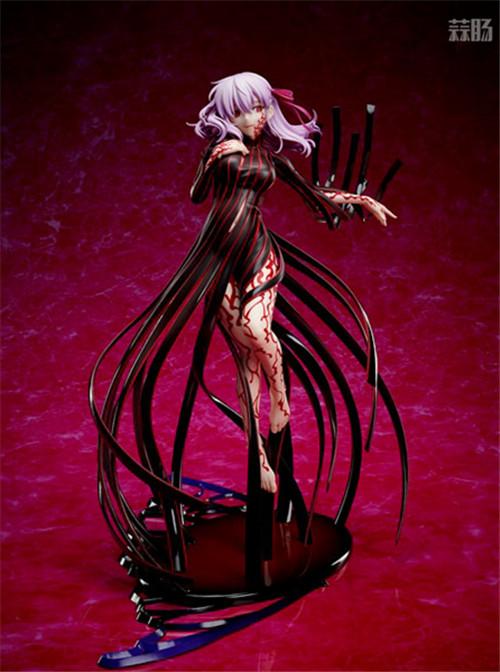 ANIPLEX+推出《Fate/Stay Night》HF黑化间桐樱手办 模玩 第1张