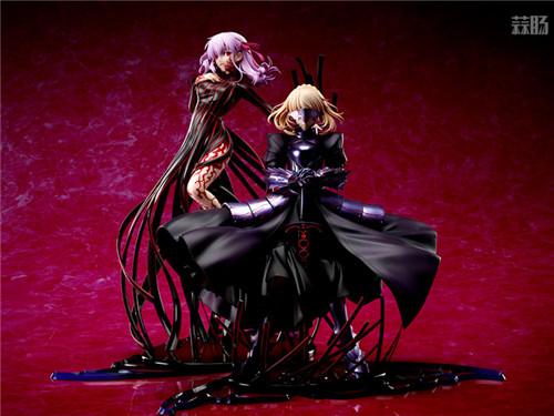 ANIPLEX+推出《Fate/Stay Night》HF黑化间桐樱手办 模玩 第6张