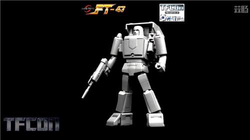 TFcon取消展会商品 Fans Toys声波 感知器等登场 变形金刚 第8张