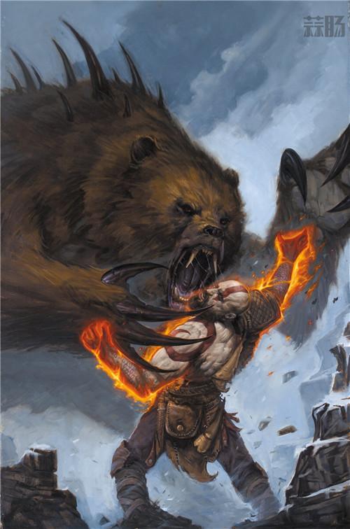 黑马漫画推出新《战神》前传漫画 讲述来北欧之前的奎爷 动漫 第3张