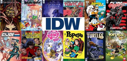 IDW宣布为应对肺炎推出数字版《变形金刚》漫画 缩减线下发售 漫画 IDW 变形金刚 变形金刚  第1张