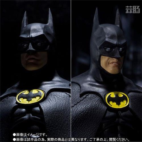 万代推出SHF1989年电影版蝙蝠侠 模玩 第8张