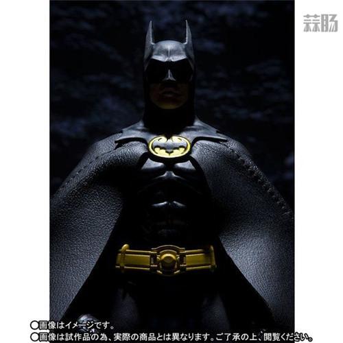 万代推出SHF1989年电影版蝙蝠侠 模玩 第9张