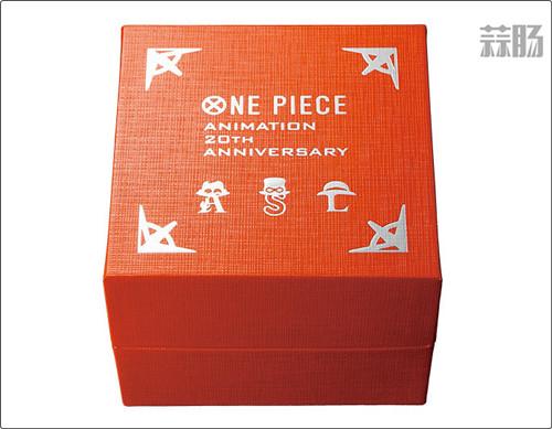 Premico推出《海贼王》路飞三兄弟周边手表 动漫 第6张