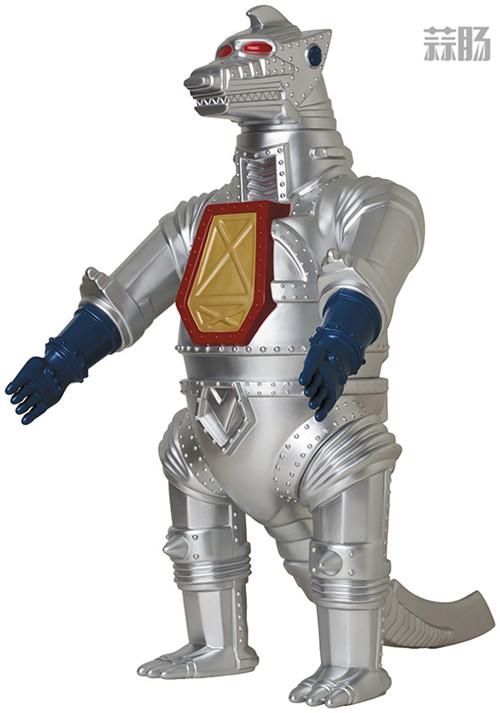 MEDICOM TOY将推出经典机械哥斯拉玩具 60cm大尺寸 模玩 第1张
